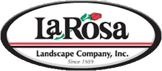 LaRosa Landscaping Logo